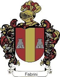 Escudo del apellido Fabrini