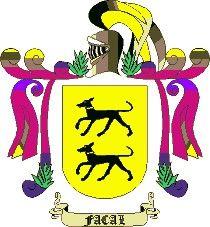 Escudo del apellido Facal