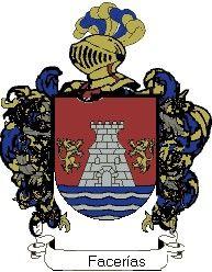 Escudo del apellido Facerías