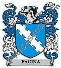 Escudo del apellido Facina