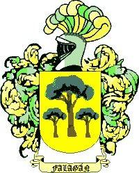 Escudo del apellido Falagán
