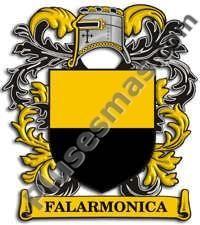 Escudo del apellido Falarmonica