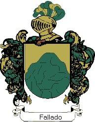 Escudo del apellido Fallado