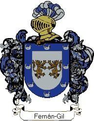 Escudo del apellido Fernán-gil
