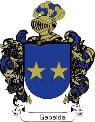 Escudo del apellido Gabalda