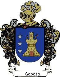 Escudo del apellido Gabasa