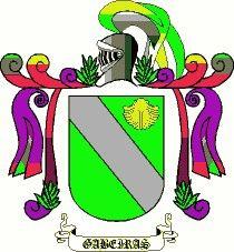 Escudo del apellido Gabeiras