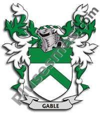 Escudo del apellido Gable