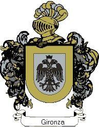 Escudo del apellido Gironza