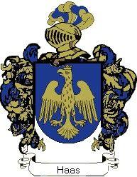 Escudo del apellido Haas