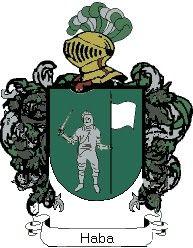Escudo del apellido Haba