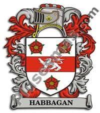 Escudo del apellido Habbagan