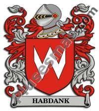 Escudo del apellido Habdank