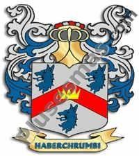 Escudo del apellido Haberchrumbi