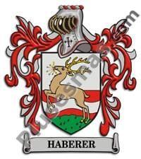 Escudo del apellido Haberer