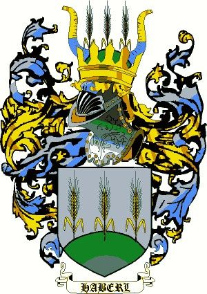 Escudo del apellido Haberl