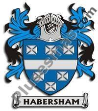 Escudo del apellido Habersham