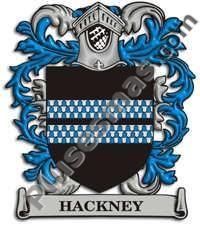 Escudo del apellido Hackney