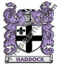 Escudo del apellido Haddock