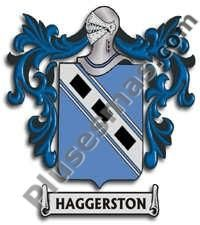 Escudo del apellido Haggerston