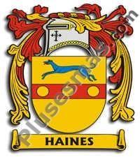 Escudo del apellido Haines