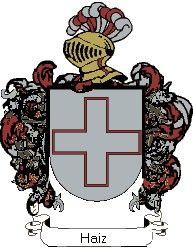Escudo del apellido Haiz