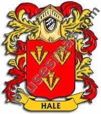 Escudo del apellido Hale