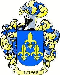 Escudo del apellido Haller