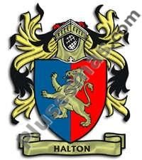 Escudo del apellido Halton