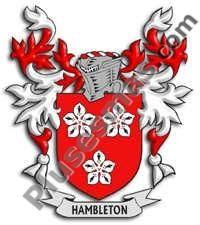 Escudo del apellido Hambleton