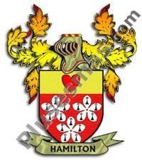 Escudo del apellido Hamilton