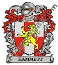 Escudo del apellido Hammett