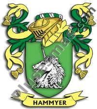Escudo del apellido Hammyer