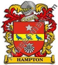 Escudo del apellido Hampton