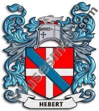 Escudo del apellido Hebert