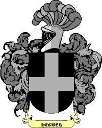 Escudo del apellido Heguer