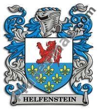 Escudo del apellido Helfenstein
