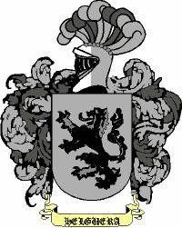 Escudo del apellido Helguera