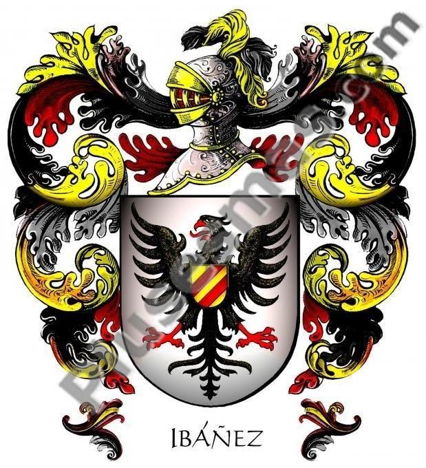 Escudo del apellido Ibáñez