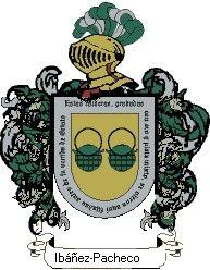 Escudo del apellido Ibáñez-pacheco