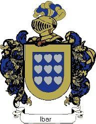 Escudo del apellido Ibar
