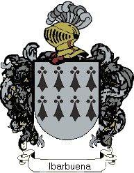 Escudo del apellido Ibarbuena