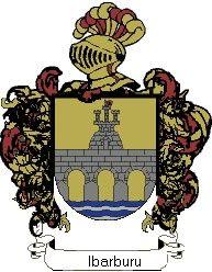 Escudo del apellido Ibarburu