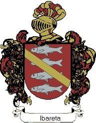 Escudo del apellido Ibareta
