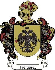 Escudo del apellido Ibargaray