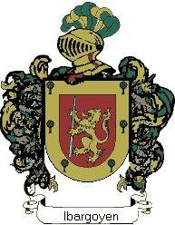 Escudo del apellido Ibargoyen