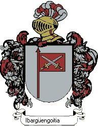 Escudo del apellido Ibargüengoitia