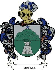 Escudo del apellido Ibarluce