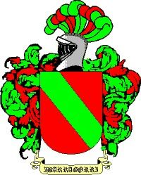 Escudo del apellido Ibarragorri