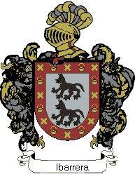 Escudo del apellido Ibarrera